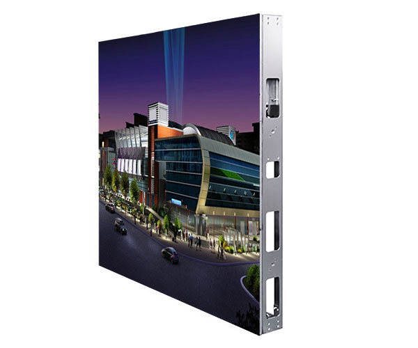 P6.67 LED Display Screen with Aluminum Cabinet